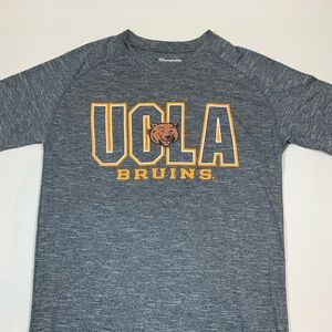 Champion UCLA Bruins Athletic T Shirt Size S EUC